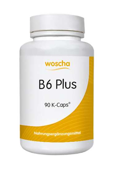 woscha B6 Plus 90 K-CAPS® (vegan)