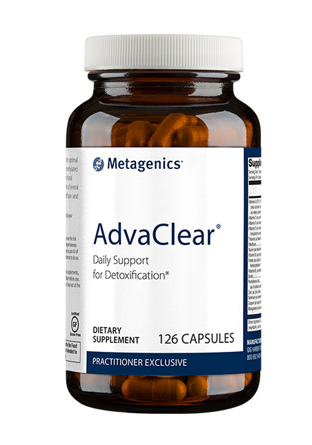 Metagenics AdvaClear® 126 veg. Kapseln