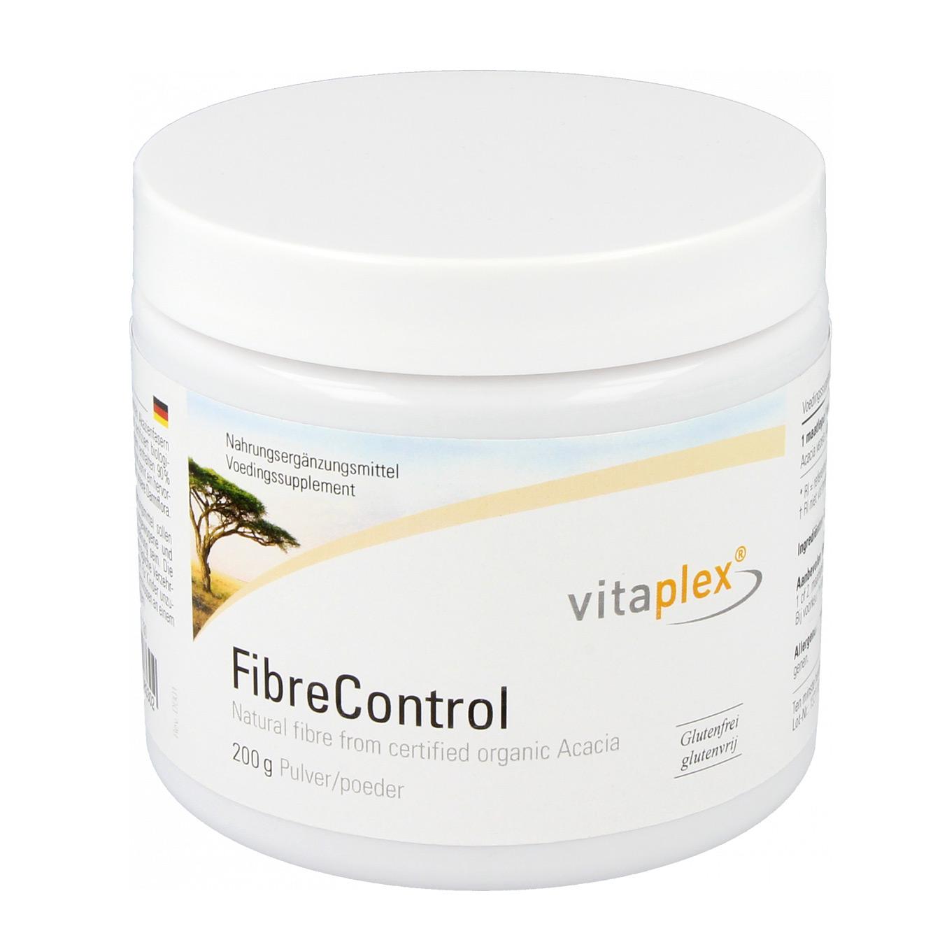 Vitaplex FibreControl 200g Pulver
