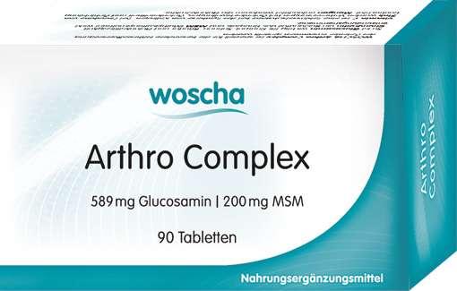 woscha ARTHRO COMPLEX 90 Tabletten