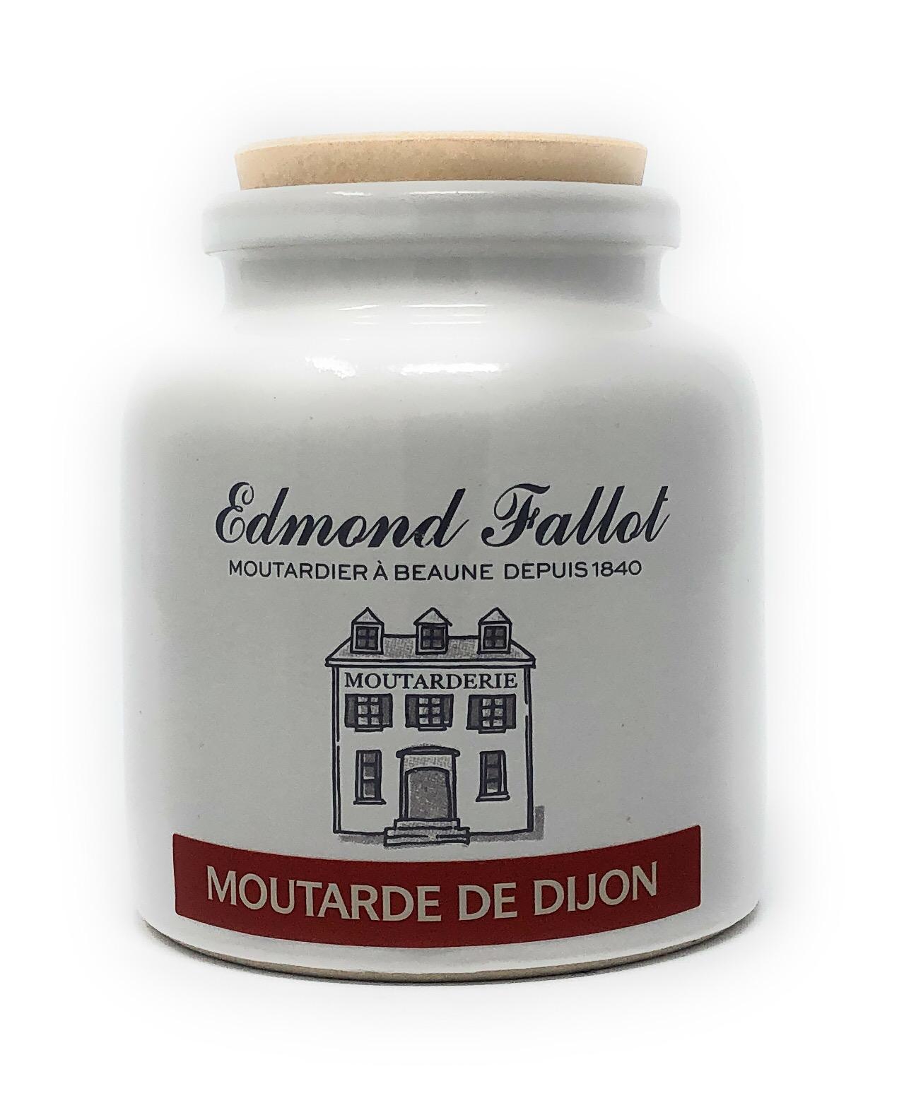 Fallot Dijon-Senf scharf & fein, im Steintopf 250g