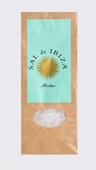Sal de Ibiza Sal Marina Molino - Salz für die Mühle 500g