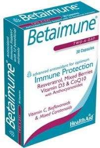 Health Aid Betaimune® 30 Kapseln