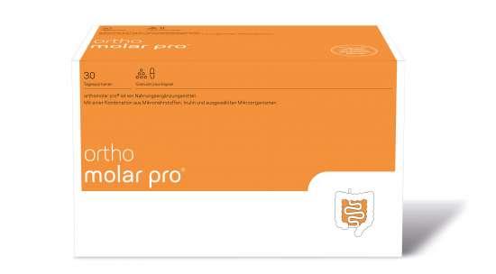 orthomed orthomolar® pro (Granulat + 1 Kapsel) 30 Tagesportionen (510g)