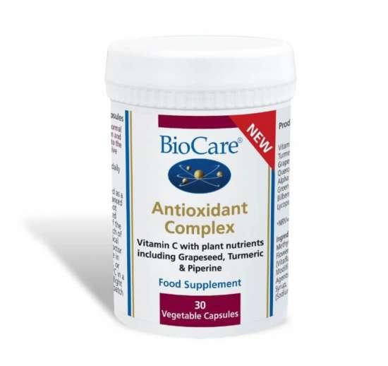 Biocare Antioxidant Complex 30 veg. Kapseln (vegan)