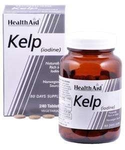 Health Aid Kelp (Jod) 240 Tabletten