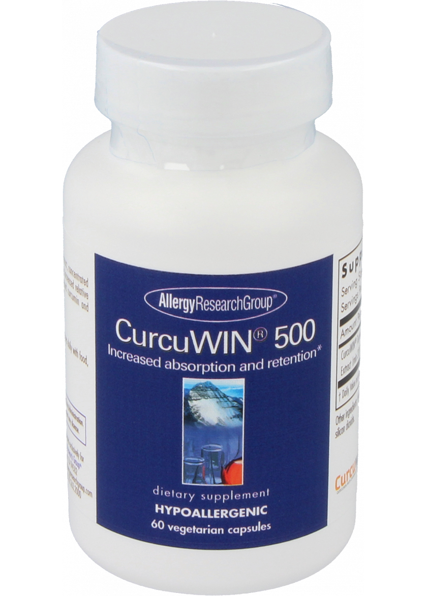 Allergy Research Group CurcuWIN© 500 60 veg. Kapseln