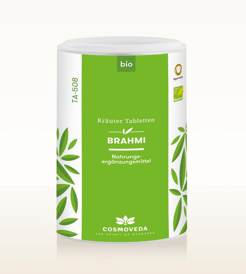 Cosmoveda BIO Brahmi Tabletten 200g