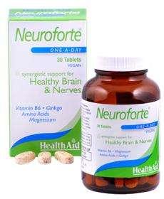 HealthAid Neuroforte®  30 Tabletten (vegan)
