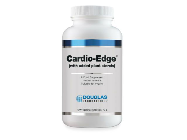 Douglas Laboratories Europe Cardio Edge (with added plant sterols) 120 veg. Kapseln (79g)