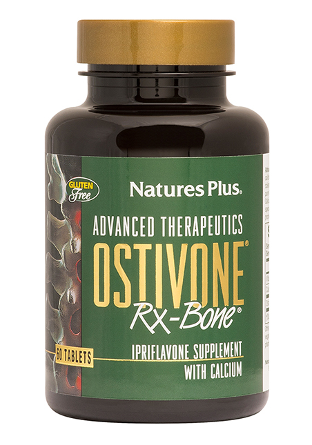 Natures Plus Ostivone®  Rx-Bone 60 Tabletten