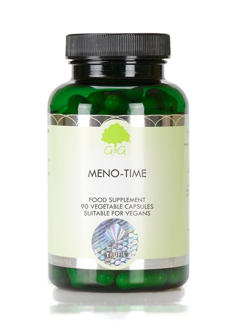 G&G Vitamins Meno-Time 90 veg. Kapseln (44g) (vegan)