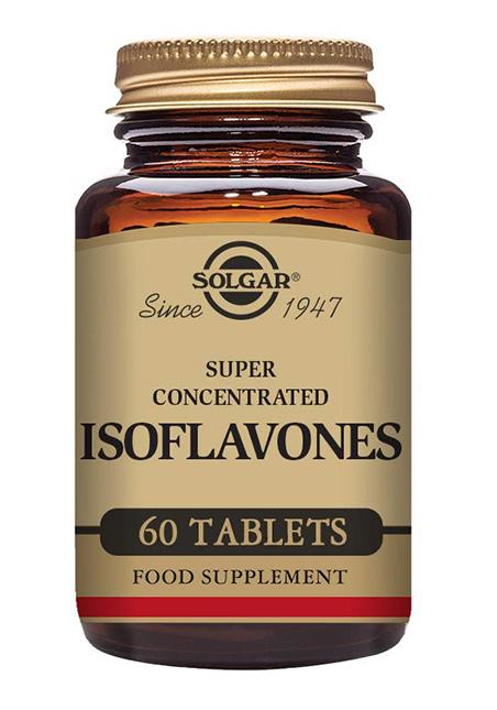 Solgar Super Concentrated Isoflavones 60 Tabletten (vegan)