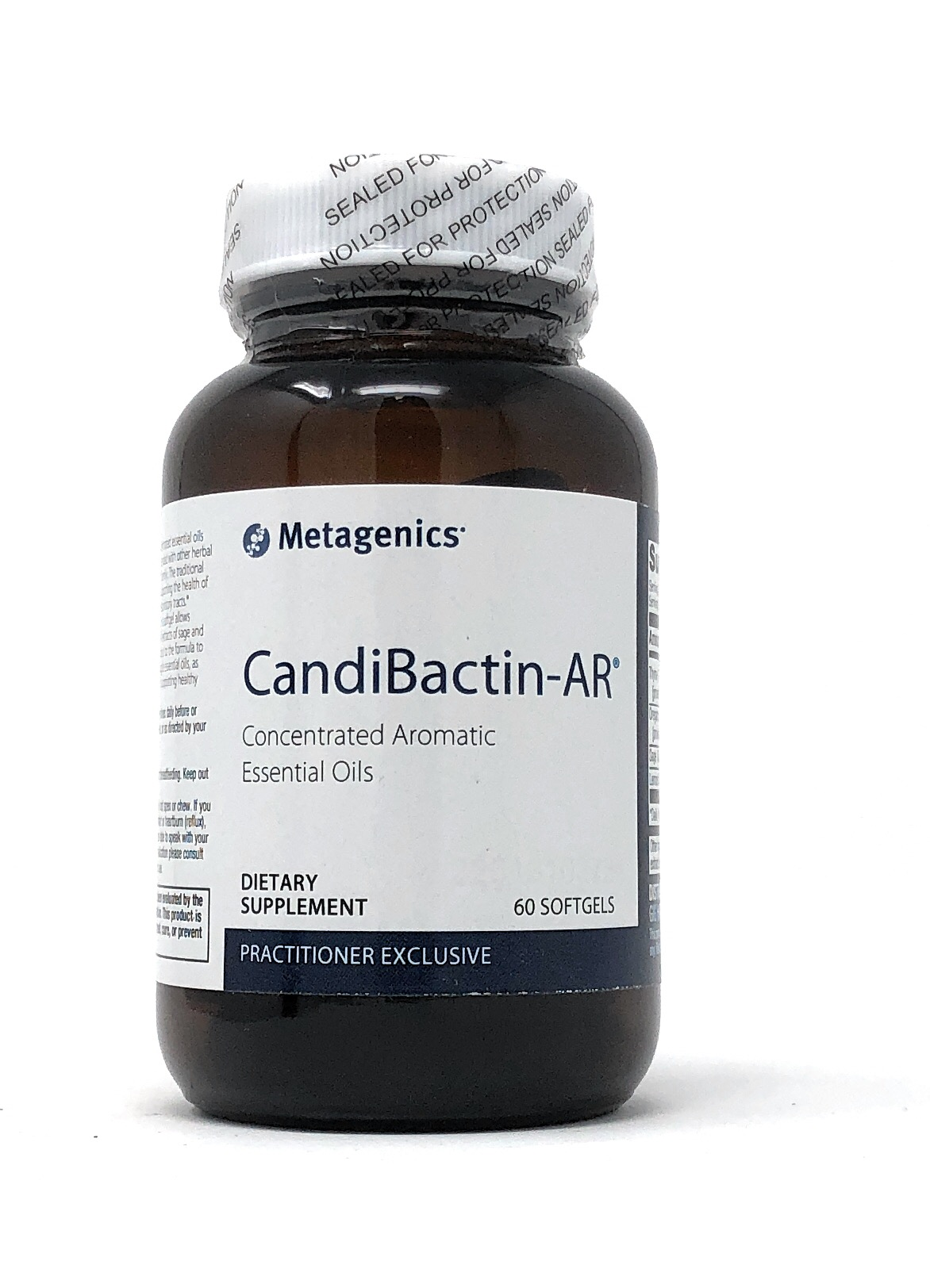 Metagenics Candibactin-AR® 60 Softgels