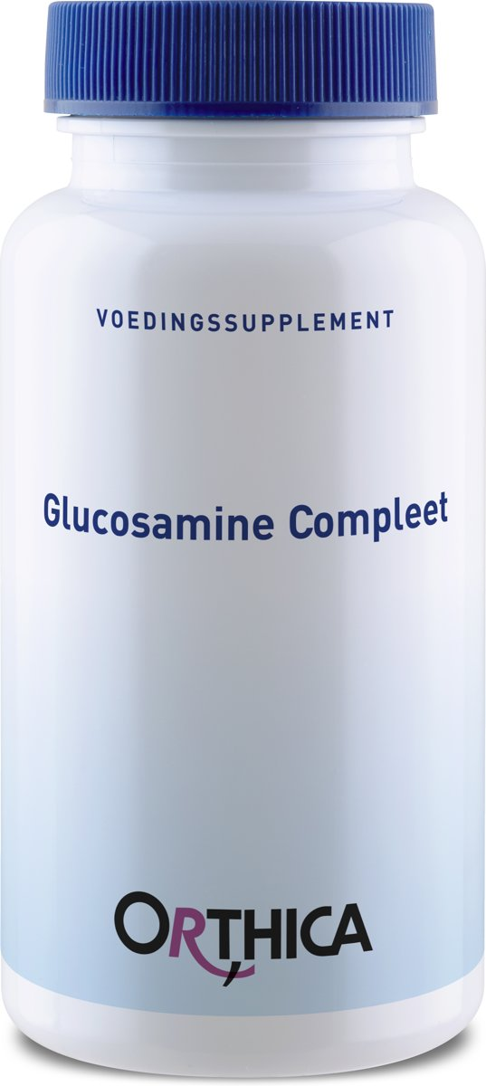 Orthica Glucosamine Compleet 60 Tabletten