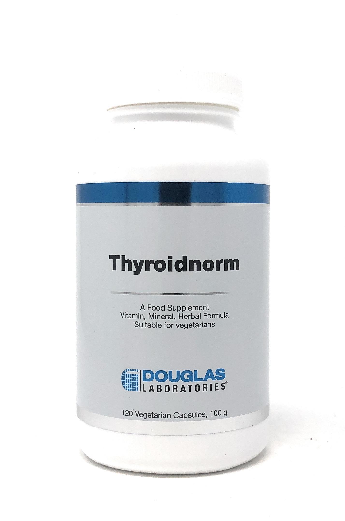 Douglas Laboratories Europe Thyroidnorm 120 veg. Kapseln (100g)
