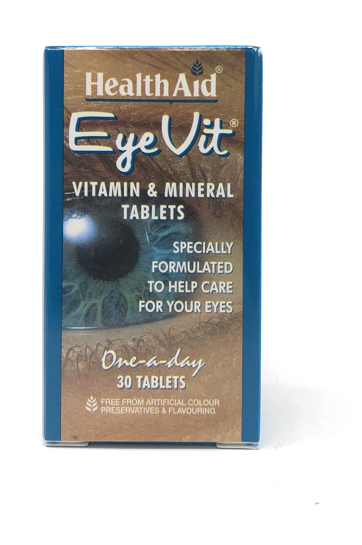 HealthAid EyeVit® Vitamin & Mineral 30 Tabletten