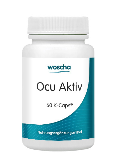 woscha Ocu Aktiv 60 K-Caps (25g) (vegan)