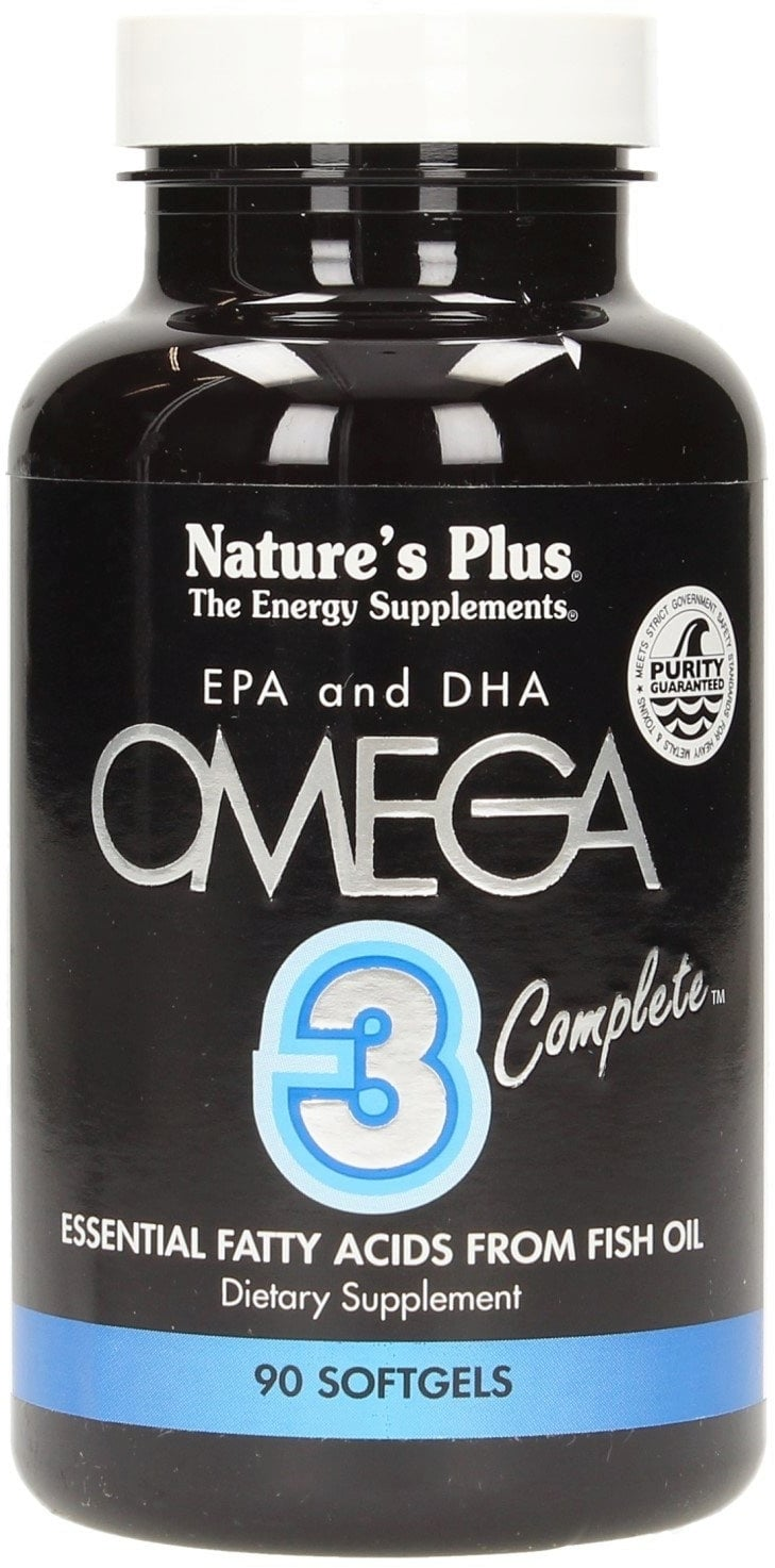 Natures Plus Omega 3 Complete 90 Softgels