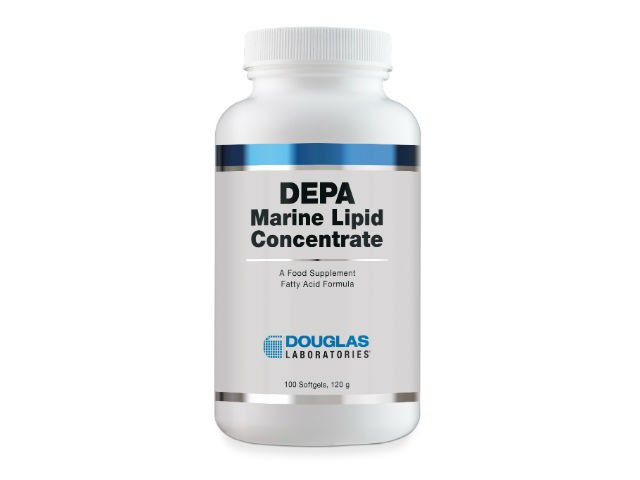 Douglas Laboratories Europe DEPA Marine Lipid Concentrate 100 Softgels (120g)