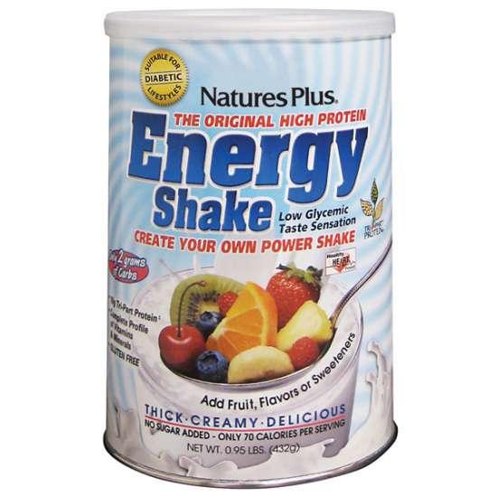Natures Plus Energye Universal Protein Shake 432 g Proteinpulver (432g)