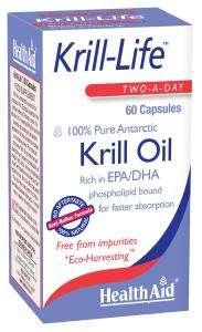 Health Aid Krill-Life 60 Kapseln