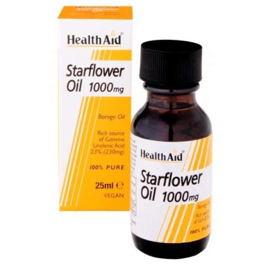 Starflower Oil (Borretsch Öl)  25ml Flasche HA