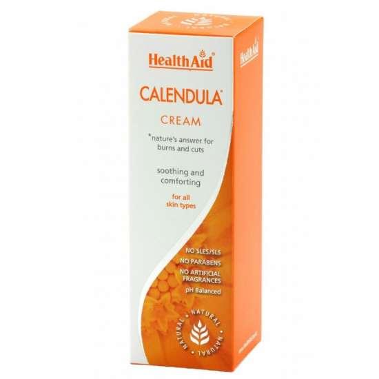 Calendula Cream Ringelblumen Hautpflegecreme 75g HA
