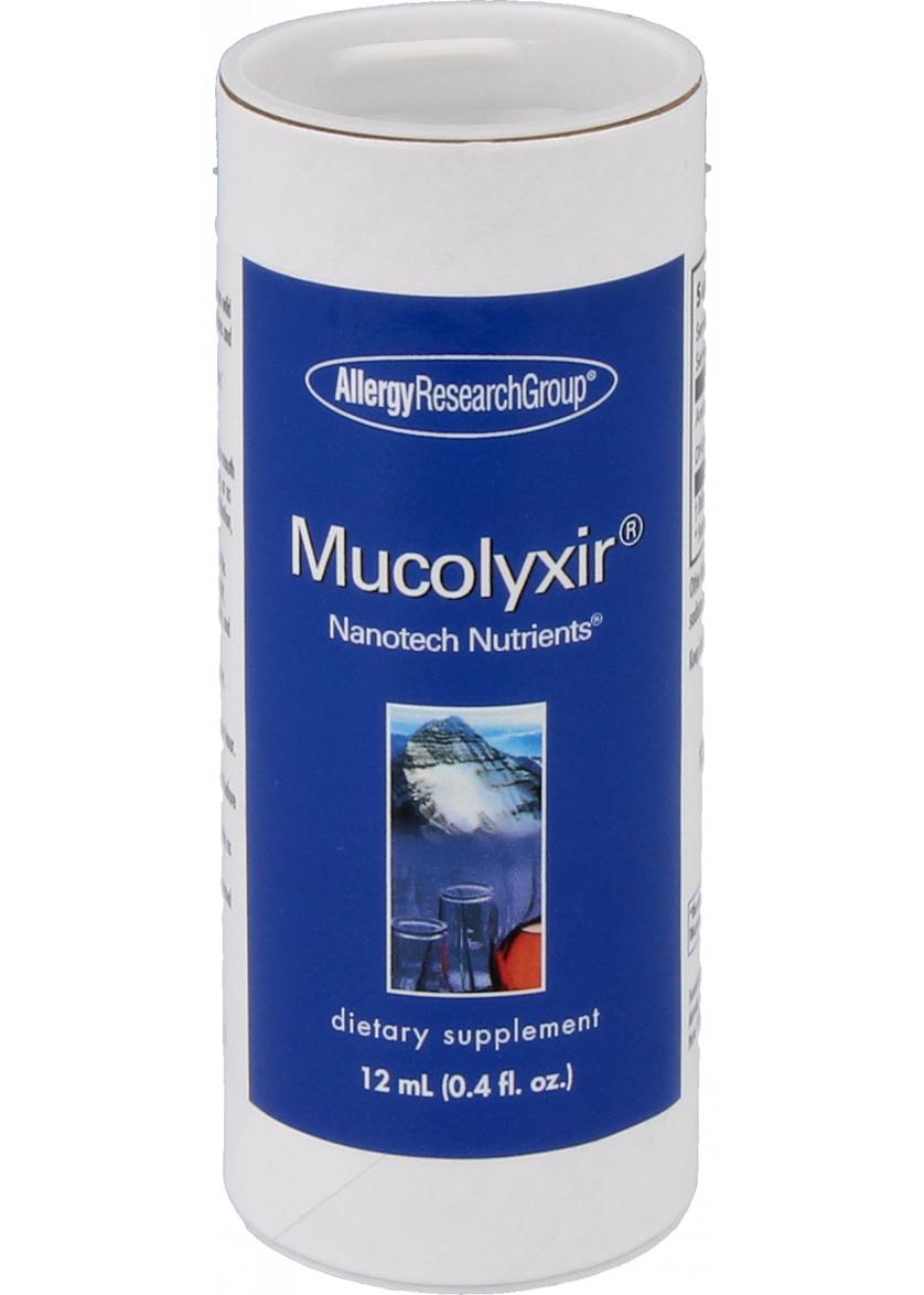 Allergy Research Group Mucolyxir® Flüssig 12ml Flasche