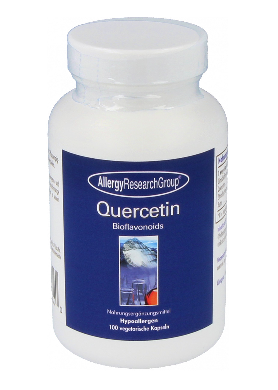 Allergy Research Group Quercetin Bioflavonoids 100 veg. Kapseln