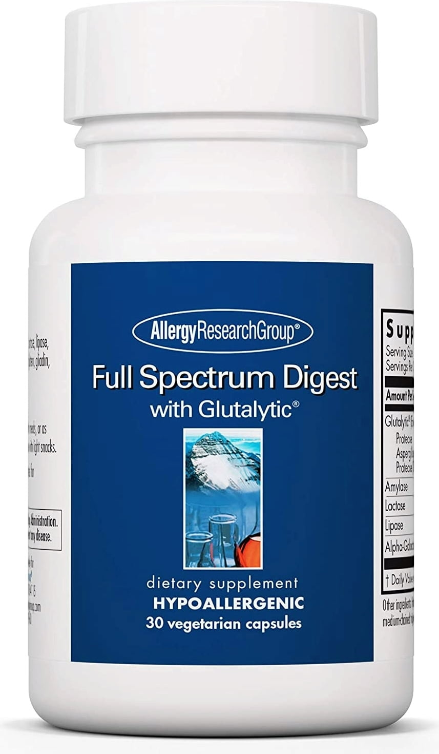 Allergy Research Group Full Spectrum Digest™ 30 veg. Kapseln