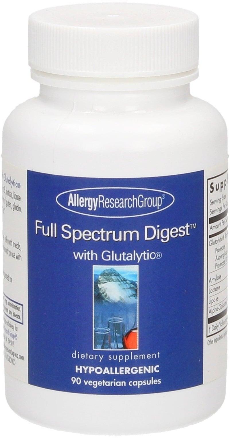 Allergy Research Group Full Spectrum Digest™ 90 veg. Kapseln