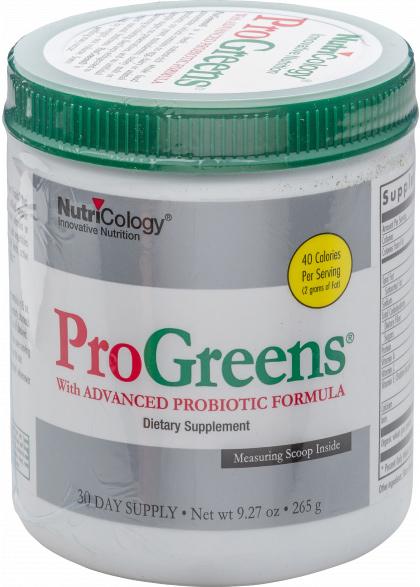 Allergy Research Group ProGreens® 265 g Pulver (30 Portionen) - wärmeempfindlich - Kühlartikel -