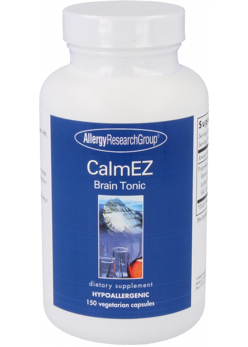 Allergy Research Group CalmEz Brain Tonic 150 veg. Kapseln