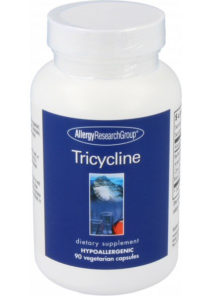 Allergy Research Group Tricycline 90 veg. Kapseln