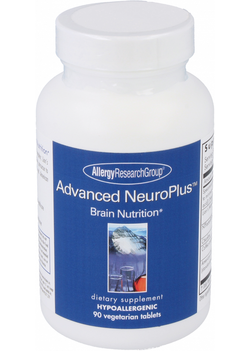 Allergy Research Group Advanced NeuroPlus 90 Tabletten