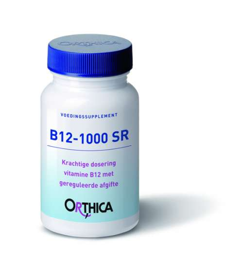 Orthica B12-1000 S/R (1000mcg Vitamin B12) 90 Tabletten