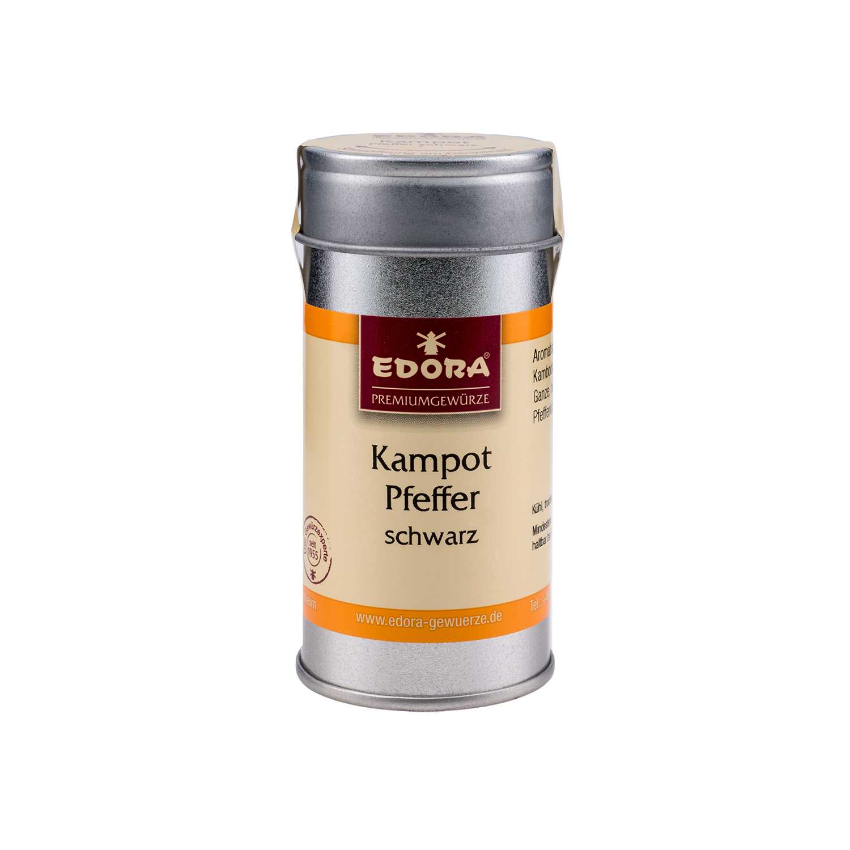 Edora Schwarzer Kampot-Pfeffer
