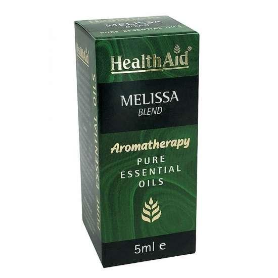 Melissa Oil Zitronenmelisse-Öl  (Melissa officinalis) 5ml ätherisches Öl HA