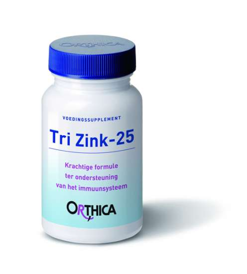 Orthica Tri-Zink-25 60 Kapseln