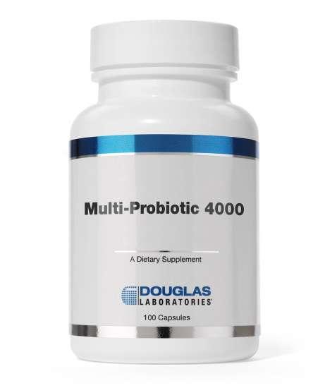 Douglas Labs Multi-Probiotic 4000 100 Kapseln (34g)