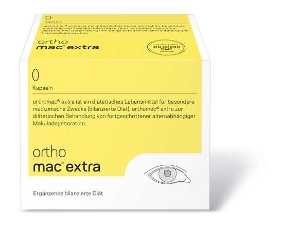 orthomed orthomac® Kapseln 30 Tagesportionen (66g)