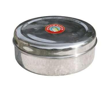 Indian Tiffin Masala Dabba (Box für indische Gewürze)  17 cm 1 Stück