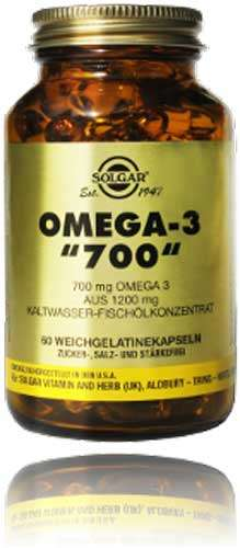 Solgar Omega 3 700mg 60 Softgels