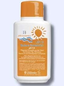 pH-Cosmetics Basische Sonnenmilch LSF 15 pH 7,5 250 ml