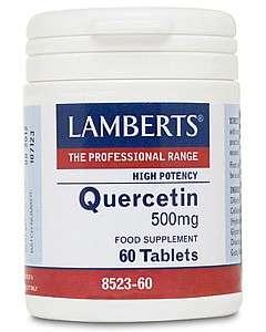 Lamberts Quercetin 500mg 60 Tabletten