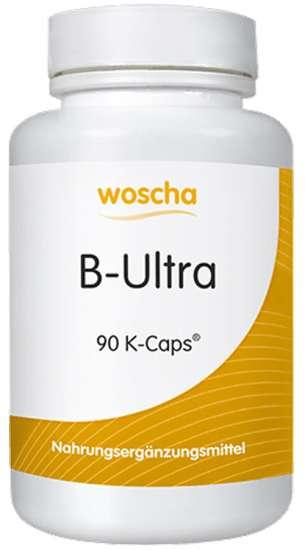 woscha B ULTRA 90 K-CAPS® (vegan) (72g)