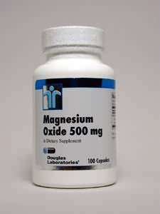 Magnesium oxide 500