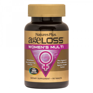 Natures Plus AgeLoss Woman's Multi 90 Tabletten