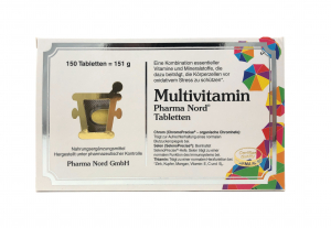 Pharma Nord Multivitamin 150 Tabletten (151g)